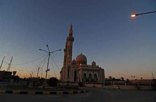 africa street sunset building horizontal stone warm northafrica minaret muslim islam traditional mosque crescent unescoworldheritagesite worldheritagesite maghreb libya worldheritage ghadames ليبيا lby libië libyanarabjamahiriya リビア ghadamis غدامس anthonyasael לוב 리비아 ливия լիբիա ลิเบีย lībija 利比亞利比亚 λιβύη