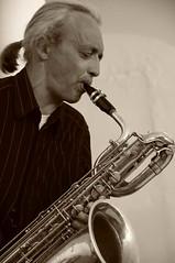 saxophone, musical instrument, music, monochrome photography, monochrome, brass instrument, black-and-white,