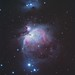 M42, M43 and The Running Man