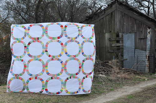 Single Girl Quilt Top (king size)
