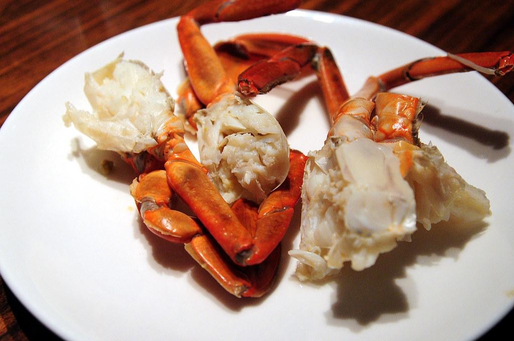 橘色涮涮鍋 - 青蟳套餐