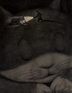 Franco Matticchio - The dream of the cat