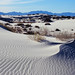 Windswept Dune at White Sands National Monument