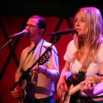 Mon, 07/03/2011 - 11:03pm - A great show for WFUV Members with Lissie and Middle Brother. March, 2011. Photo by Laura Fedele