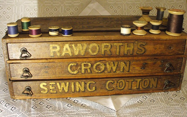 Raworth's Crown Sewing Cotton