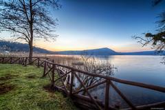 Lago di Vico - Viterbo, Lazio, Italy - HDR