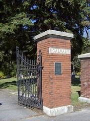 Calvary Cemetery, Portland, Maine