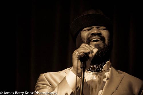 Gregory Porter @ Yoshi's Oakland