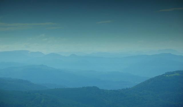 Além do horizonte...