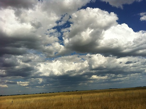 I *loved* the sky this day in South Australia