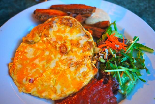 Chorizo Frittata | Subeez Cafe