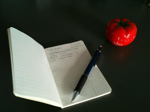 Pomodoro-välineet