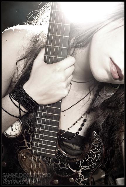 Evaline Guitar