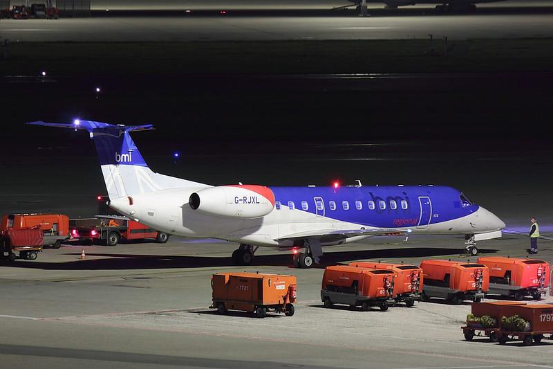 bmi regional - E135 - G-RJXL