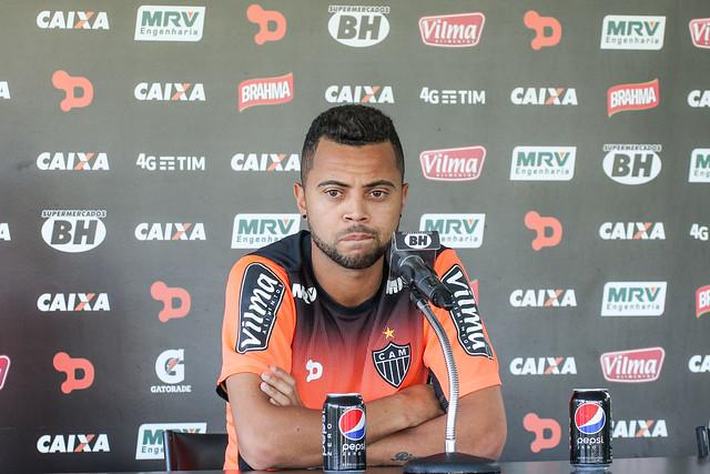 Atlético-MG realiza último treino antes de enfrentar o Juventude