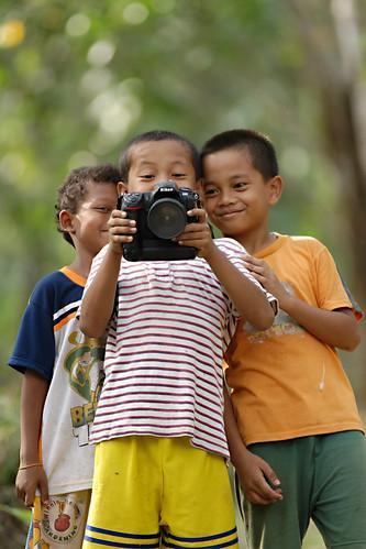 Nikon Kids.