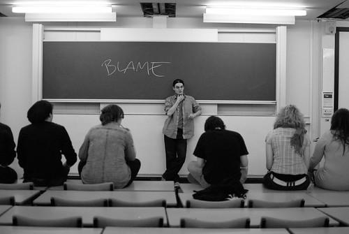 Blame Rehearsals, RHUL
