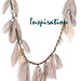 Lavin drop pearl chain necklace - inspiration for diy