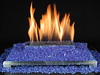 Custom wood burning fireplace designs.