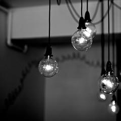 lights, suspended