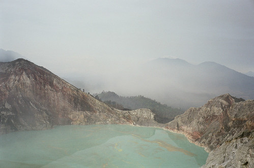Ijen Caldera, East Java