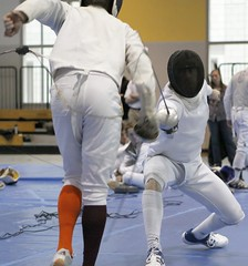 weapon combat sports(1.0), fencing weapon(1.0), modern pentathlon(1.0), individual sports(1.0), contact sport(1.0), sports(1.0), combat sport(1.0), ã‰pã©e(1.0), fencing(1.0), foil(1.0),