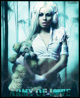 .: Kerli Kõiv . Army Of Love :.