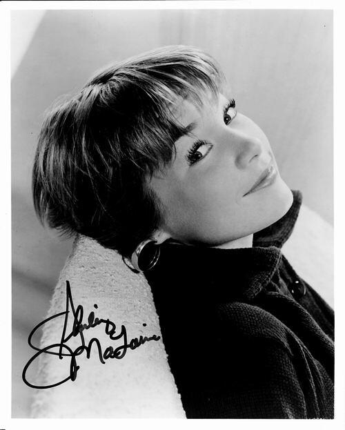 Shirley MacLaine Autograph