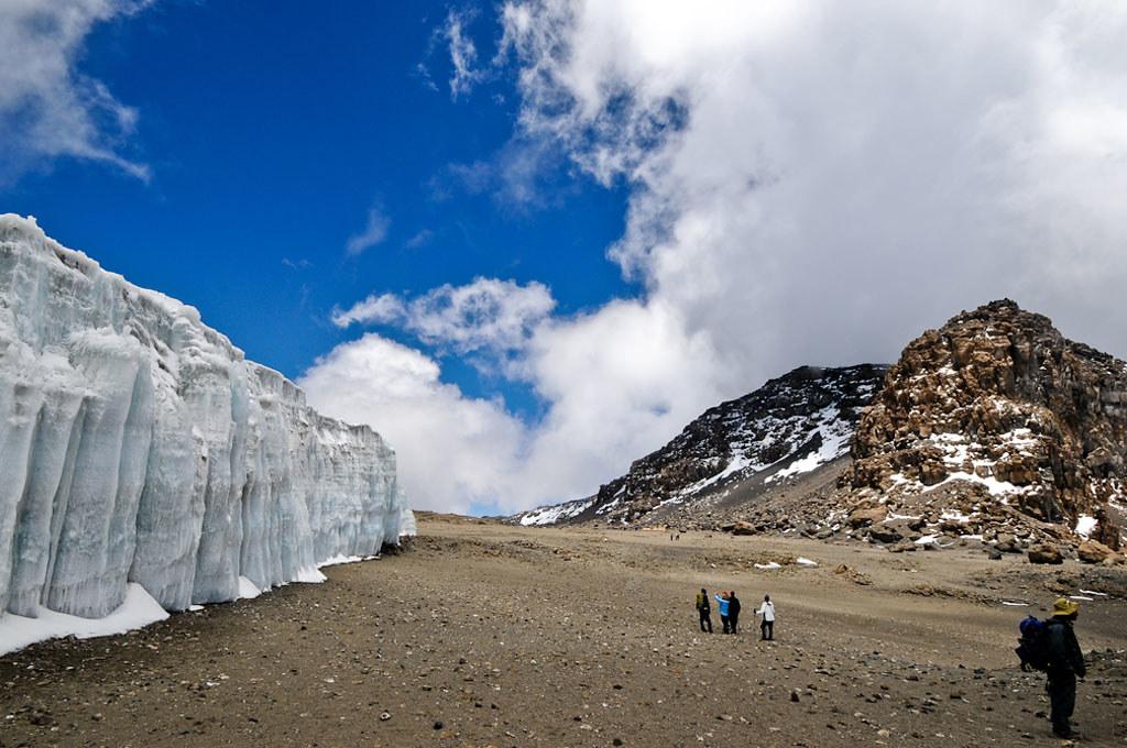 Guided Trek In Africa Kilimanjaro Shira Plateau Climb