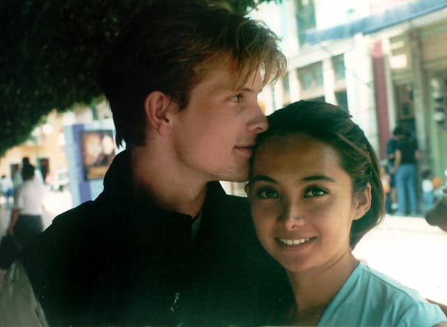 Stephen and Karla.  Guanajuato, MEXICO (2000)