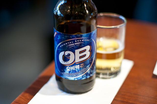 Ssäm - OB beer