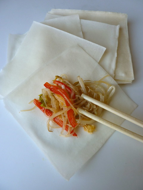 Chinese egg rolls | Flickr - Photo Sharing!