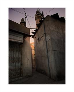 Mutrah rue des artistes