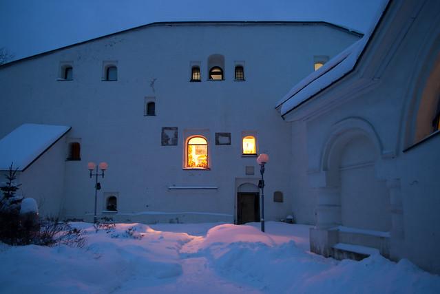 Палаты Менщиковых