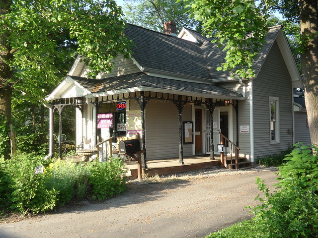 Urban Gypsy - Formerly the Broad Ripple Book Shop - by Eric Fischer
