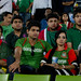 Small photo of Bangladeshi Fans after the Indian Innings