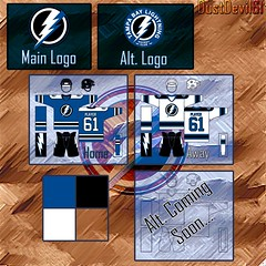 Tampa Bay Lightning Concept