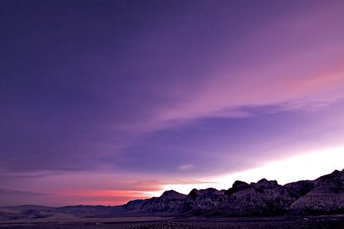 travel blue sunset red sky color tourism tour desert lasvegas dusk nevada sightseeing tourist canyon mojave redrock hdr ilobsterit