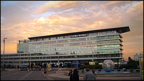 Bratislava, Tatra Bank