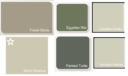 Paint color sage top exterior paint colors ashbea style for Dark sage green paint color