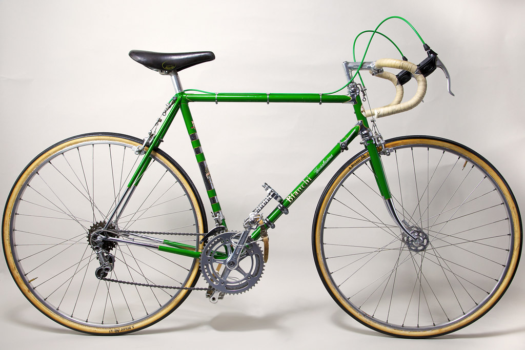 1964 Bianchi Specialissima Right Side