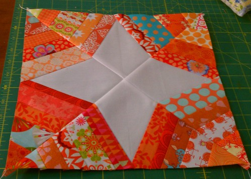 Spiderweb block #1