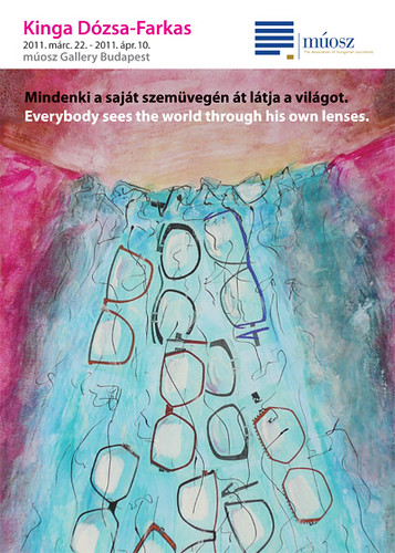 Kinga Dózsa-Farkas: Mindenki a saját szemüvegén át látja a világot