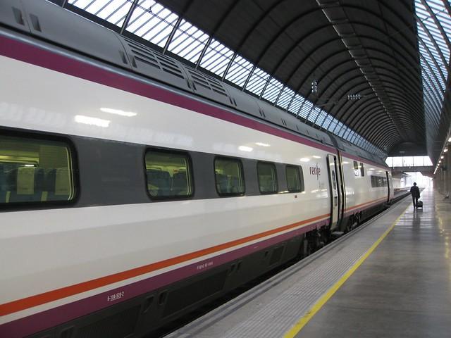 High Speed Train by Linda N, Flickr