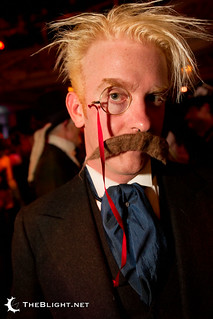 Dougy at the Edwardian Ball 2011