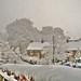 Loftus in the Snow - HDR