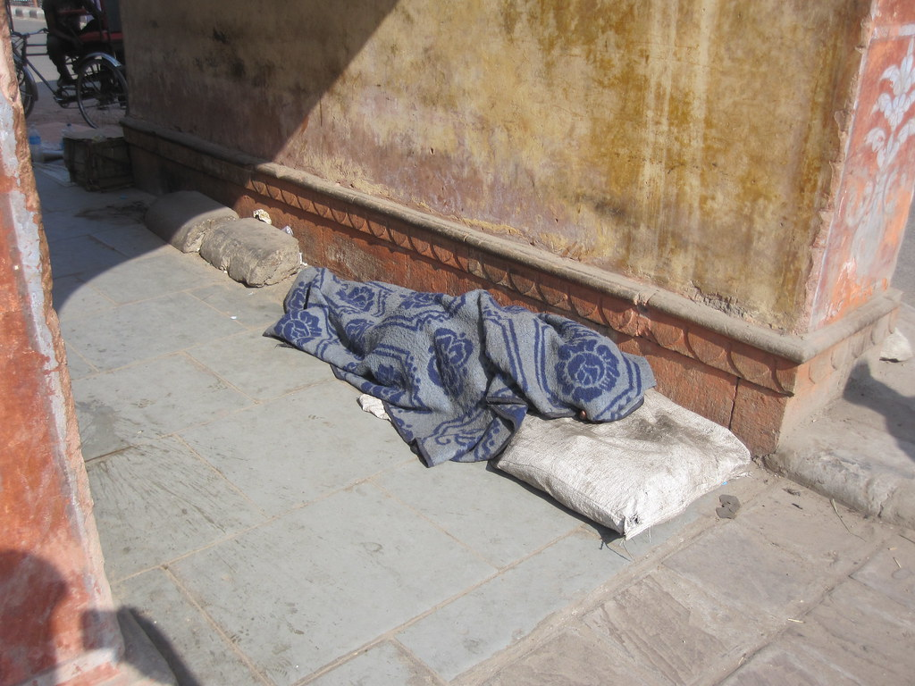 Sleeping In Jaipur