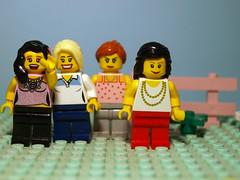 Desperate Legowives