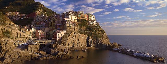 Manarola, Liguria, Italy