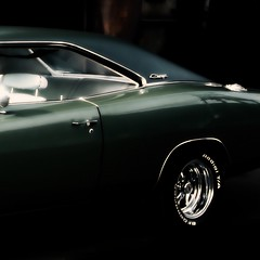 1968 Dodge Charger R/T Avatar - Perspective